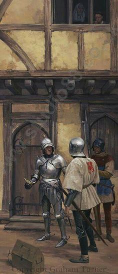 'Distributing the Peace' 2nd Battle of St. Albans 17th February 1461