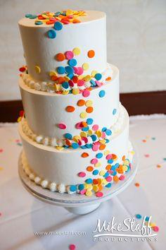 Cakeidea 1:confetti cake
