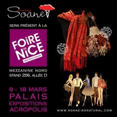 Venez découvrir les nouveautés à la foire de Nice 2013