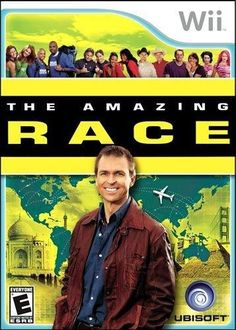 The Amazing Race - Nintendo Wii