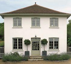 Image result for grey windows cream render