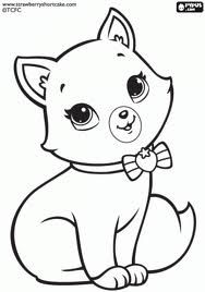 Strawberry Shortcake coloring pages printable games Ballerina Coloring Pages, Puppy Coloring Pages, Cat Coloring Page, Cartoon Coloring Pages, Coloring Book Pages, Coloring Pages For Kids, Coloring Sheets, Art Drawings For Kids, Disney Drawings
