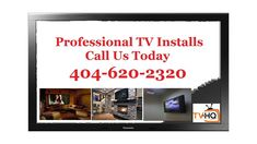 Flat Screen TV Installations Atlanta  The home entertainment system whether it is the audio or visual is one of the most import aspects of your home. This is why when someone first moves into their new home or apartment, the first thing they setup is their television.