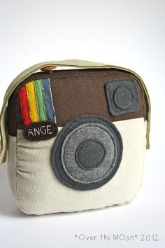 Instagram  plush toy by *Over the MOon*