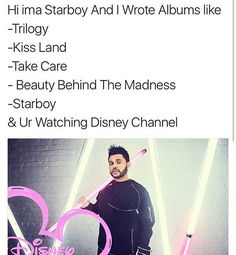 🙌🏽 still waiting for Drake to give Abel credit for the album that put him on The Weeknd Memes, The Weeknd Albums, Abel The Weeknd, Abel Makkonen, Beauty Behind The Madness, Wicked Game, Bella Hadid Style, J Cole, Music Download