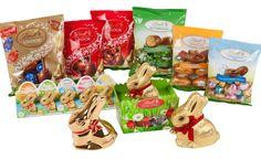 Happy Easter: Mit dem exklusiven Oster-Paket von Lindt machen die Feiertage gleich noch mehr Spaß!