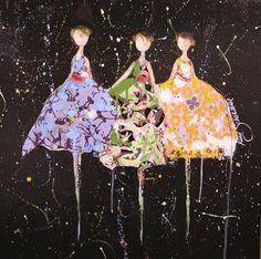 kim+schuessler+art+pinterest | ... Grand Opening with Works by GeoffreyJohnson & Kim Schuessler