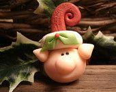 Christmas Elf Pin