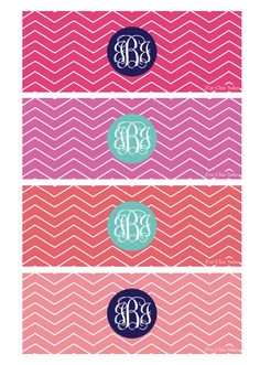 Monogram Facebook Covers - Click to create your own