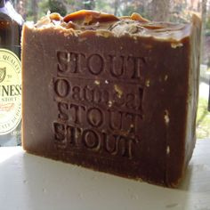 Handmade Soap (Oatmeal and Stout) with Stout Butter Made with Guinness Extra Stout Natural Handcrafted Soap LLC,http://www.amazon.com/dp/B00AX8PXWO/ref=cm_sw_r_pi_dp_H8V1sb1XJEVX6RWV