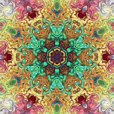 Fractal Art, Fractals, Psy Art, Visionary Art, Psychedelic Art, Geometric Art, Pattern Wallpaper, Mystic, Jay