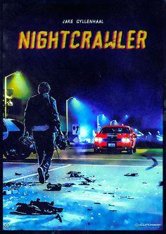 """""""Nightcrawler"""" (2014)"""