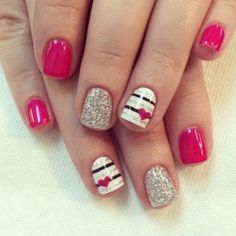 200 Adorable & Trendy Nail Art Designs
