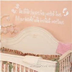 nursery wall quotes - Yahoo! Image Search Results