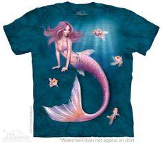 Mermaid - T-shirt The Mountain