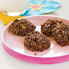 Chilled Chocolate-Peanut Butter Cookies Recipe | MyRecipes.com