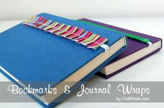 11 #Beautiful DIY Bookmarks ...