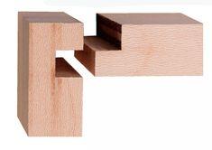 Blind cut rabbet joinery