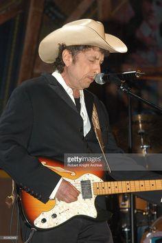 Jan 2004 Bob DYLAN, performing live onstage