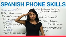 I will teach you the skills you need to have a telephone conversation in Spanish. Call your friends and impress them with your Spanish skills on the phone. Y...