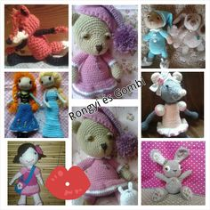 my Handmade toys