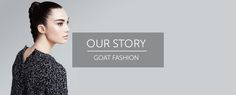 #goatvet likes this UK Fashion brand - goat  which started off with cashmere fashions
