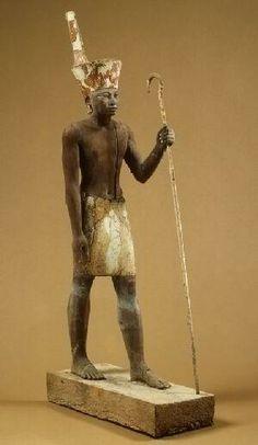 Pharaoh Senwosret II, 12th Dynasty.