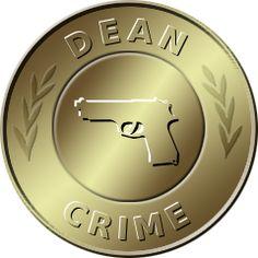 Crime, Dean, Badge, TV Badges, Dean, Crime, Elephant, Tv, Action, Nature, Group Action, Naturaleza