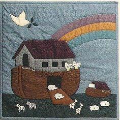 Noahs ark baby quilt pattern Craft Supplies | Bizrate