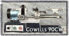 Cowells 90CW Micro Lathe, Small Lathe, Bed, Watch, Tools, Clock, Stream Bed, Bracelet Watch, Clocks