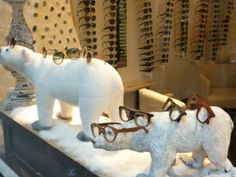 This optometrist is called UnicOptic by Justine, at 88 Rue Legendre at the corner with Rue Truffaut in the 17th . Her website is really cool too with some inspiring creative talent www.unicopticbyjustine.com