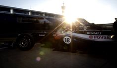 Hopefully the sun shines on Williams, again. Now powered by Renault!