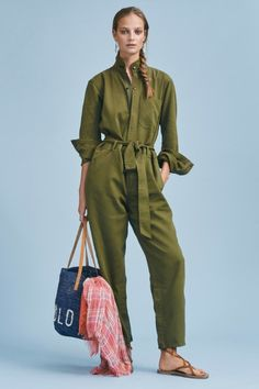 Polo Ralph Lauren Spring 2019 Ready-to-Wear Fashion Show Polo Ralph Lauren Spring 2019 Ready-to-Wear Collection – Vogue Spring Fashion Trends, Spring Summer Fashion, Spring Outfits, Spring Trends, Fashion Mode, New Fashion, Trendy Fashion, Womens Fashion, Fashion 2018