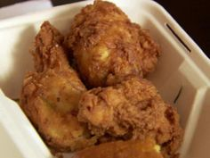 Buttermilk Fried Chicken Lunch : Food Network - FoodNetwork.com