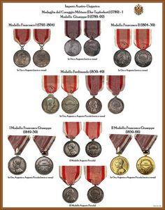 I NOSTRI AVI • Leggi argomento - Tavole ordini AUSTRIA-UNGHERIA (Nuove) Austrian Empire, Austro Hungarian, Victorian, Awards, Decorations, Badge, Dekoration, Ornaments, Decor