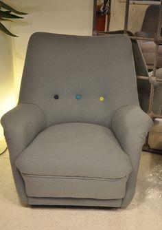 Ernest race dormouse chair. So sweet.
