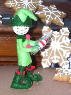 elf 2008 - This was the very first elf