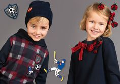 Discover the new Dolce & Gabbana Children Girl Collection for Fall Winter and get inspired. Winter 2017, Fall Winter, Calvin Klein Collection, Kids Girls, Little Ones, Beanie, Spring Summer, Children, Inspired