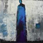 True Blue  - Jeanne Bessette