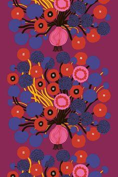 Image Via: Marimekko   #Prints #Patterns