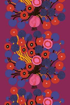 Marimekko   #Prints #Patterns