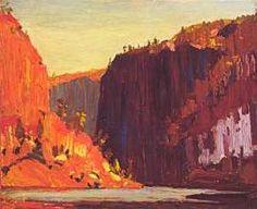 Tom Thomson-petawawa-gorge