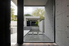 ::ARCHITECTURE:: Concrete House in Madrid by A-cero, Joaquin Torres Architects