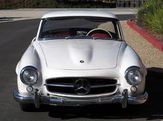 1959 Mercedes 190sl #Classic #Mercedes #ClassicCar #ClassicMercedes #Vintage #MuscleCar #Car