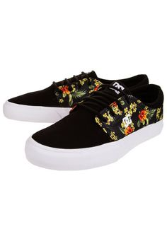 Me encanta! Miralo! Zapatilla Negra DC Shoes Trase SP  de DC Shoes en Dafiti