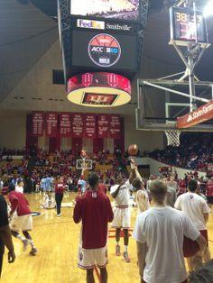 Assembly Hall, Indiana University, Bloomington, INl  #IUCollegeBasketball