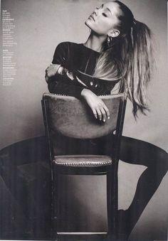 Ariana Grande // Marie Claire October 2014