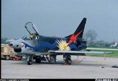 Fiat G-91Y aircraft picture