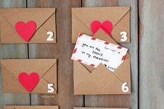 [Valentine's Day] Valentine's Day Countdown via @nobiggie #valentinesday february14