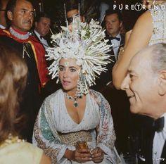 Elisabeth Taylor, son style et ses bijoux